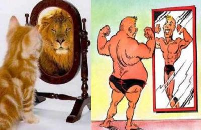 Dunning-Kruger Effect: False illusions of superiority